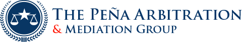 Logo of The Peña Arbitration & Mediation Group